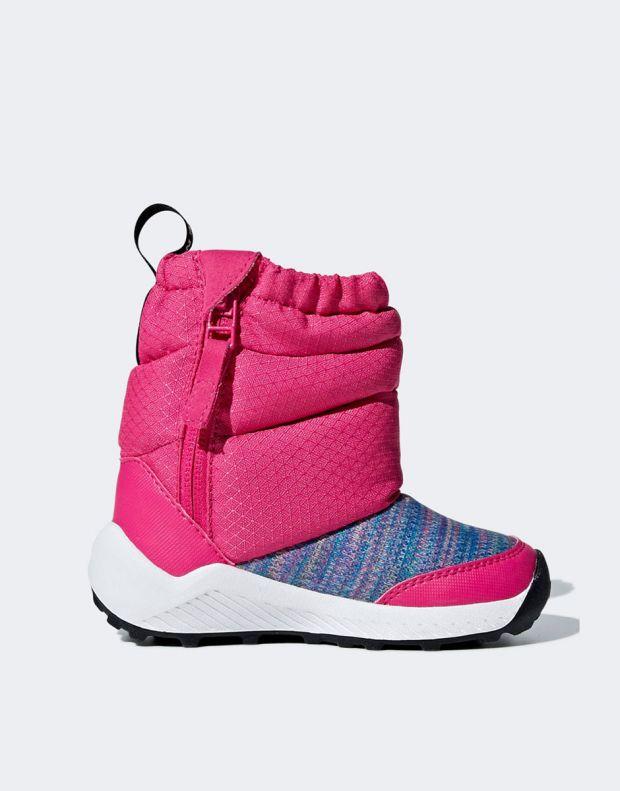 ADIDAS RapidaSnow Beat the Winter Boots Pink - AH2607 - 2