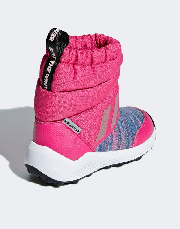 ADIDAS RapidaSnow Beat the Winter Boots Pink - AH2607 - 4