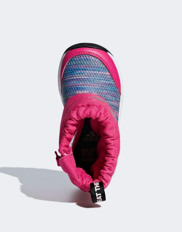 ADIDAS RapidaSnow Beat the Winter Boots Pink - AH2607 - 5