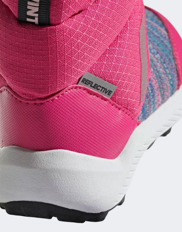 ADIDAS RapidaSnow Beat the Winter Boots Pink - AH2607 - 8
