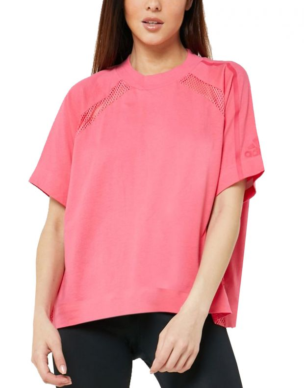ADIDAS Remera Z.N.E Tee Pink - EA0336 - 1
