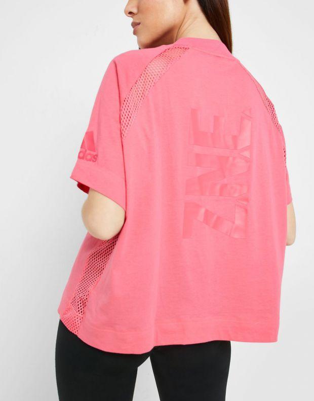 ADIDAS Remera Z.N.E Tee Pink - EA0336 - 2