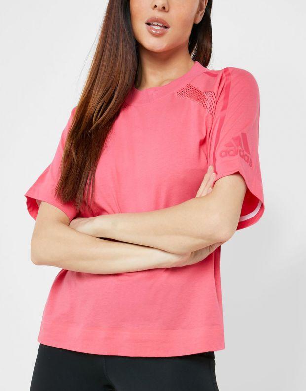 ADIDAS Remera Z.N.E Tee Pink - EA0336 - 3