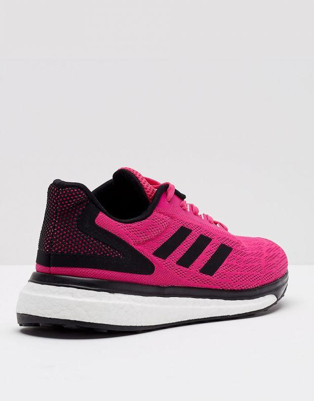 ADIDAS Response Boost LT Shock Pink - BB3626 - 4