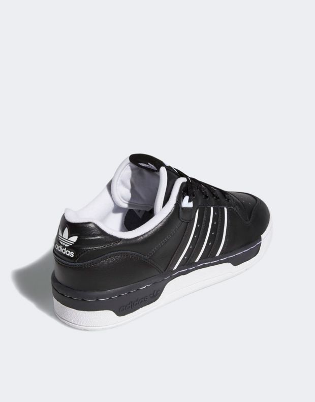 ADIDAS Rivalry Low Black - EE4655 - 4