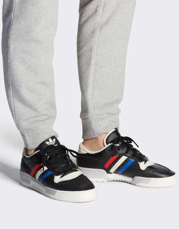 ADIDAS Rivalry Low French Flair - EF1605 - 10
