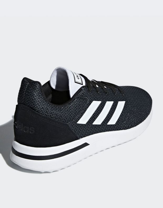 ADIDAS Run 70s M Black - B96550 - 5