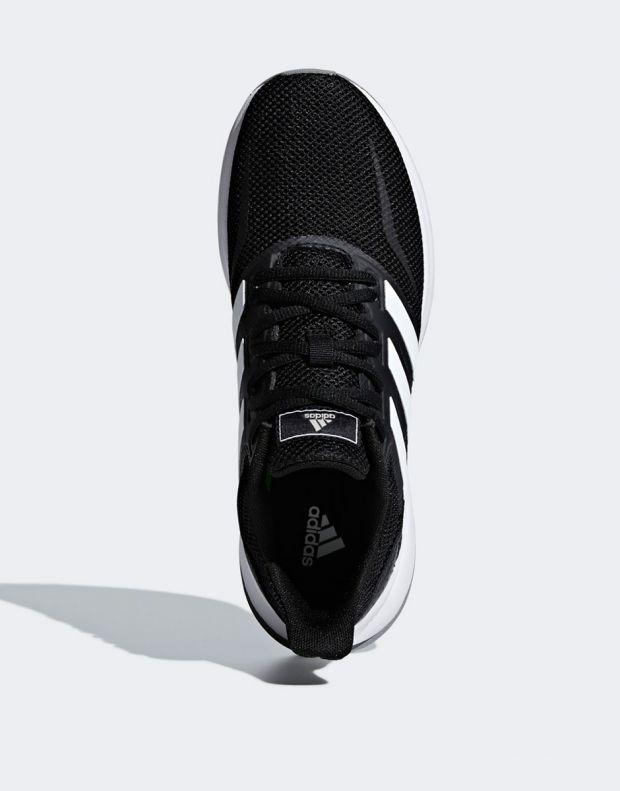ADIDAS Runfalcon Black - F36218 - 5