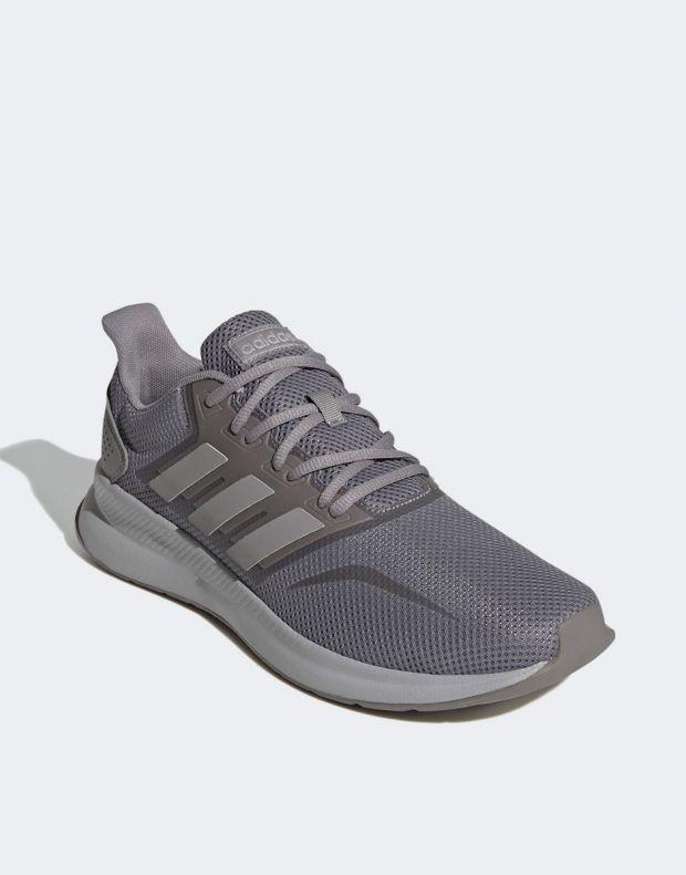 ADIDAS Runfalcon Dove Grey - EG8604 - 3