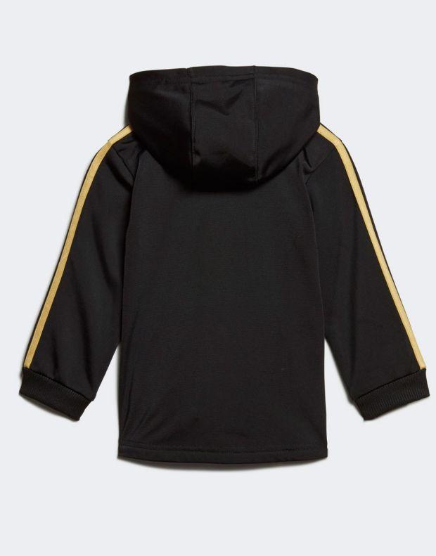 ADIDAS Shiny Jogger Set Black - CF7396 - 2