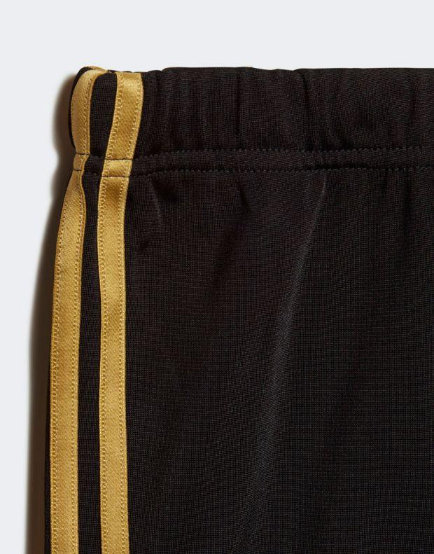 ADIDAS Shiny Jogger Set Black - CF7396 - 6