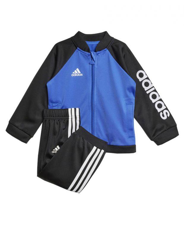 ADIDAS Shiny Track Suit Blue - CF7391 - 1