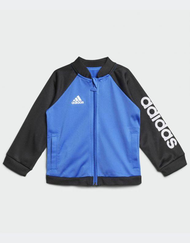 ADIDAS Shiny Track Suit Blue - CF7391 - 2