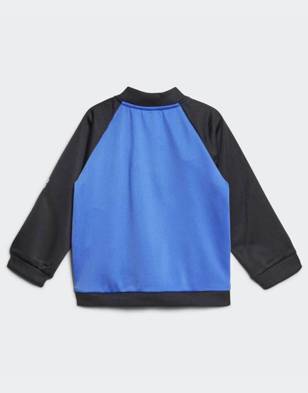 ADIDAS Shiny Track Suit Blue - CF7391 - 3