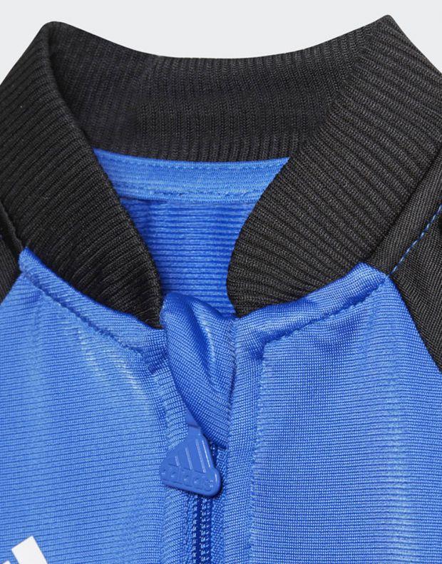ADIDAS Shiny Track Suit Blue - CF7391 - 7