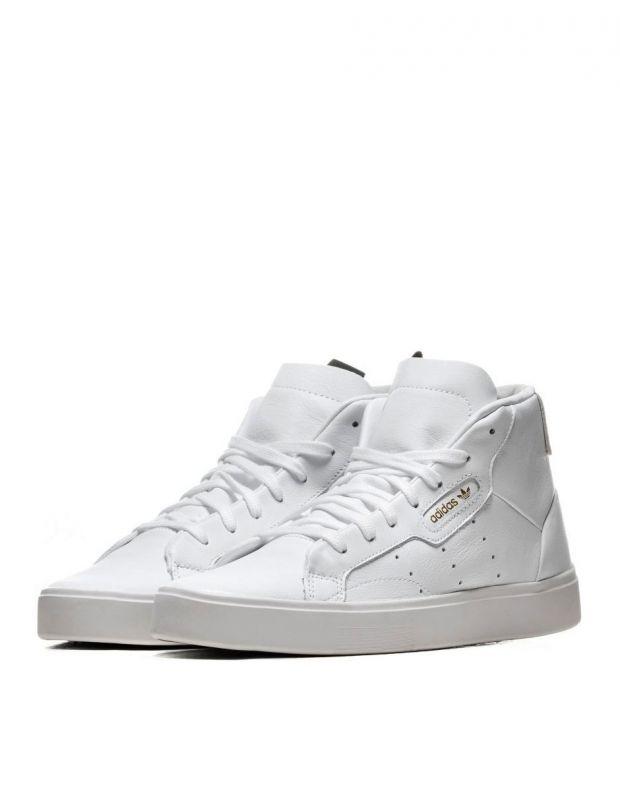 ADIDAS Sleek Mid White - EE4726B - 3