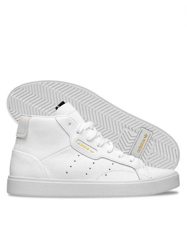 ADIDAS Sleek Mid White - EE4726B - 4