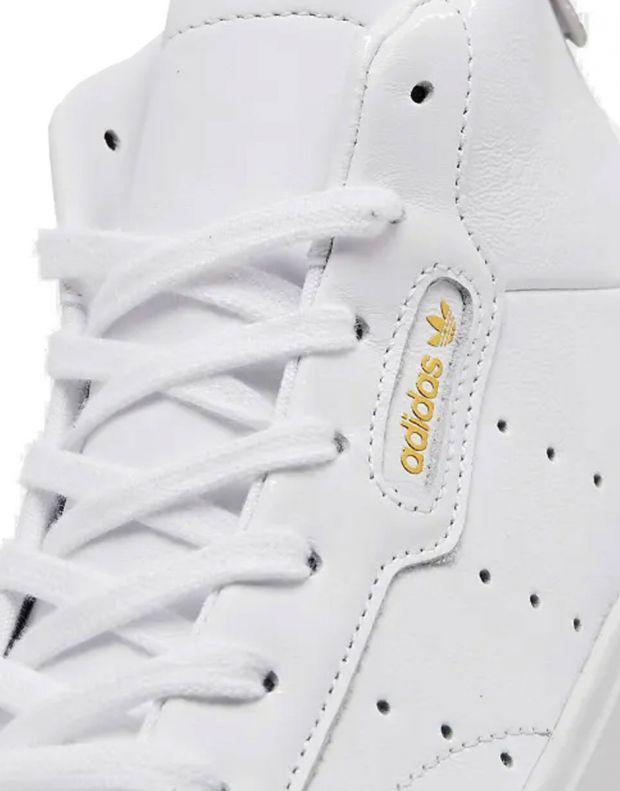 ADIDAS Sleek Mid White - EE4726B - 6