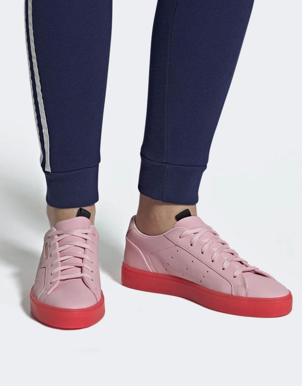 ADIDAS Sleek W Pink - BD7475 - 7