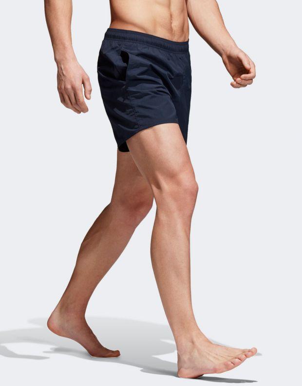 ADIDAS Solid Shorts Navy - CV7112 - 3