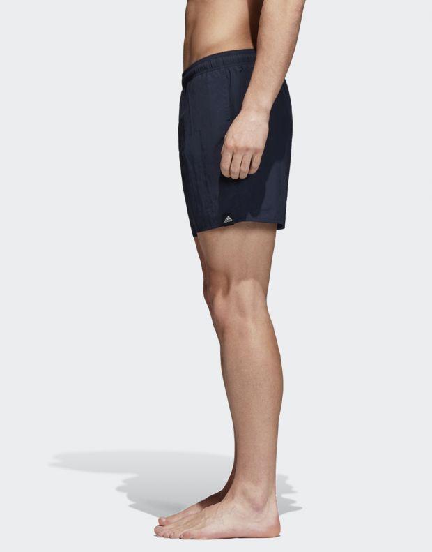 ADIDAS Solid Shorts Navy - CV7112 - 4
