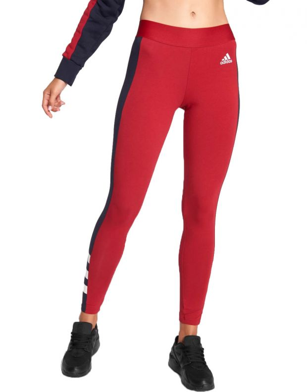 ADIDAS Sport Id Leggings Burgundy - EB3770 - 1