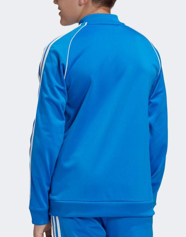 ADIDAS Sst Track Jacket Blue - ED7807 - 2