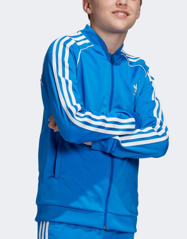ADIDAS Sst Track Jacket Blue - ED7807 - 3