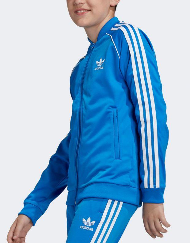 ADIDAS Sst Track Jacket Blue - ED7807 - 4