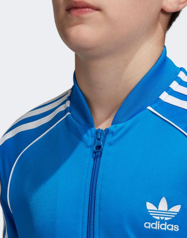 ADIDAS Sst Track Jacket Blue - ED7807 - 5