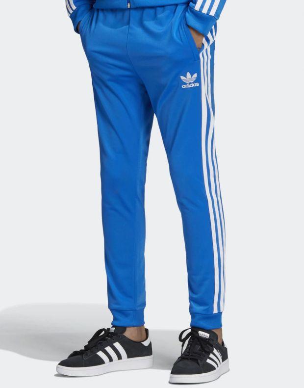 ADIDAS Sst Track Pants Blue - ED7800 - 3