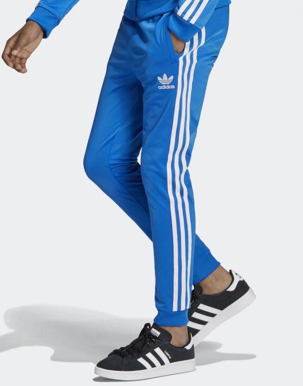 ADIDAS Sst Track Pants Blue - ED7800 - 4