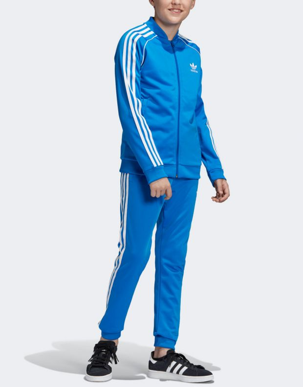ADIDAS Sst Track Pants Blue - ED7800 - 5