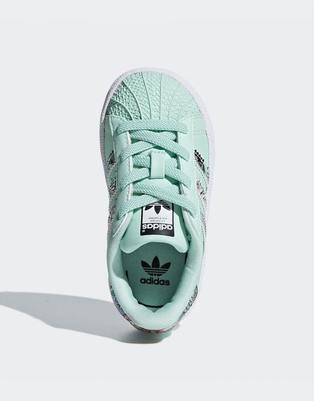 ADIDAS Superstar Sneakers Green - B75896 - 5