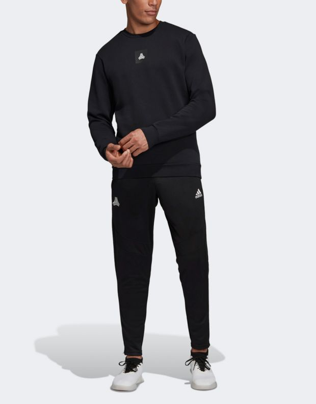 ADIDAS Tango Sweatshirt Black - DY5823 - 7