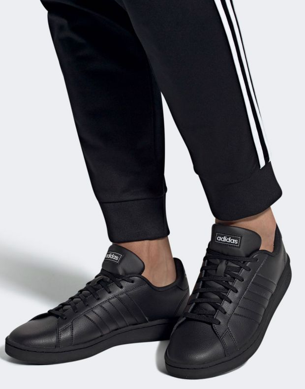 ADIDAS Tenis Grand Court All Black - EE7890 - 10