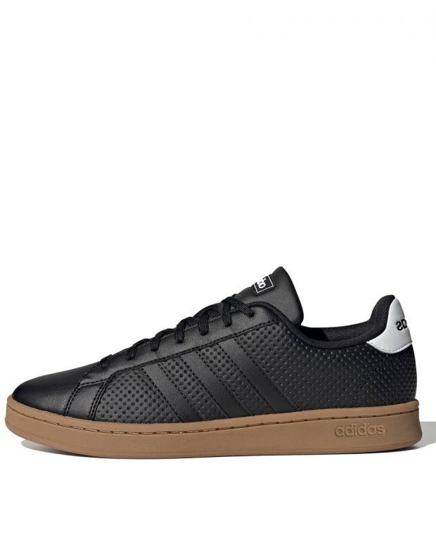ADIDAS Tenis Grand Court Black - EE7885 - 1