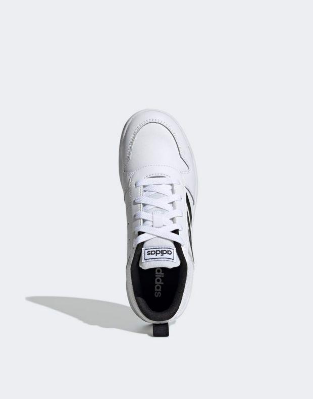 ADIDAS Tensaur K White Black - EF1085 - 5