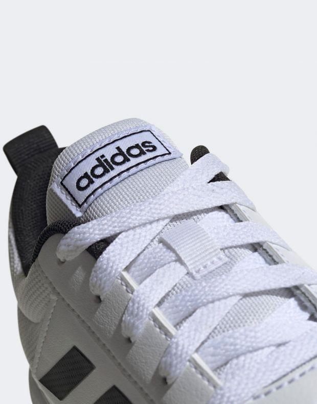 ADIDAS Tensaur K White Black - EF1085 - 7
