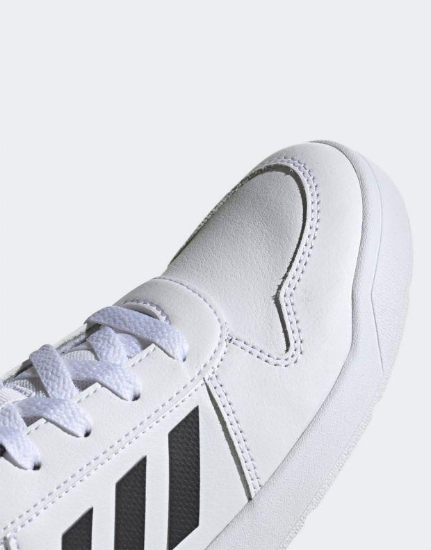 ADIDAS Tensaur K White Black - EF1085 - 8