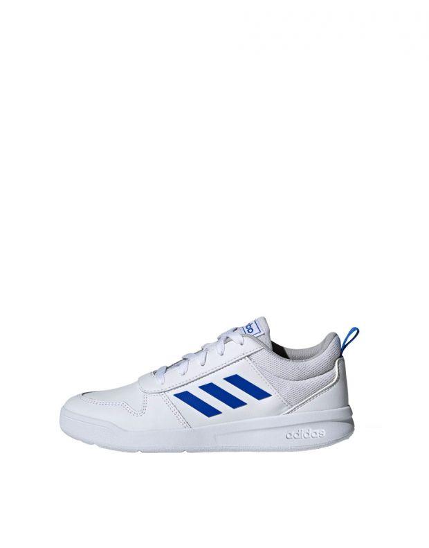 ADIDAS Tensaur K White Blue - EF1089 - 1