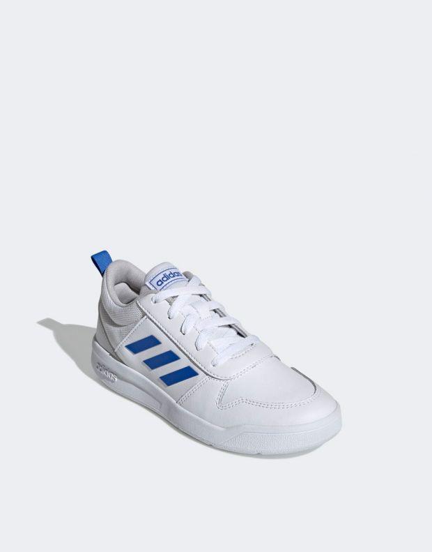ADIDAS Tensaur K White Blue - EF1089 - 3