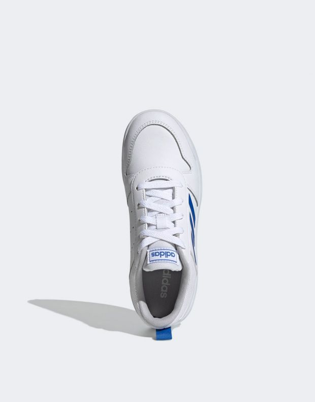 ADIDAS Tensaur K White Blue - EF1089 - 5