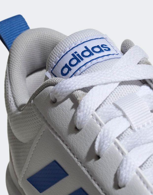 ADIDAS Tensaur K White Blue - EF1089 - 7