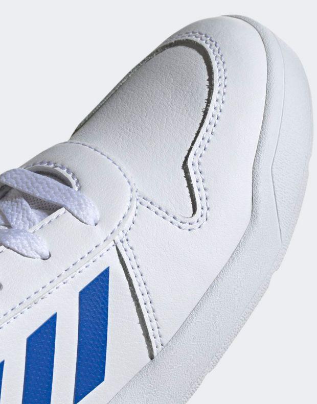 ADIDAS Tensaur K White Blue - EF1089 - 9