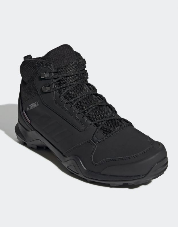 ADIDAS Terrex AX3 Beta Mid Climawarm Hiking Shoes - G26524 - 4