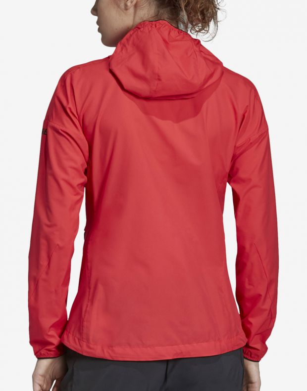 ADIDAS Terrex Agravic Jacket Red - DS8854 - 2