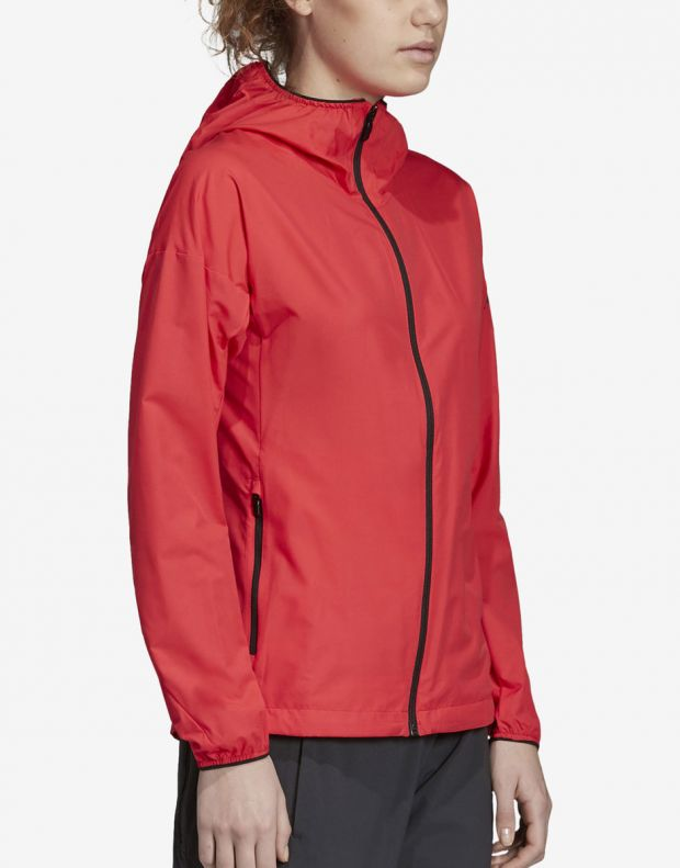 ADIDAS Terrex Agravic Jacket Red - DS8854 - 3