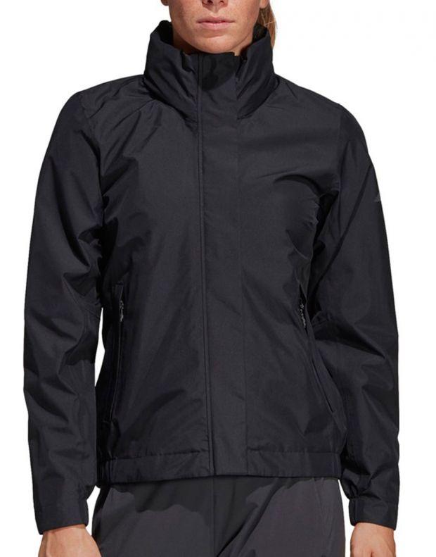 ADIDAS Terrex Ax Rain Jacket Black - DT4180 - 1