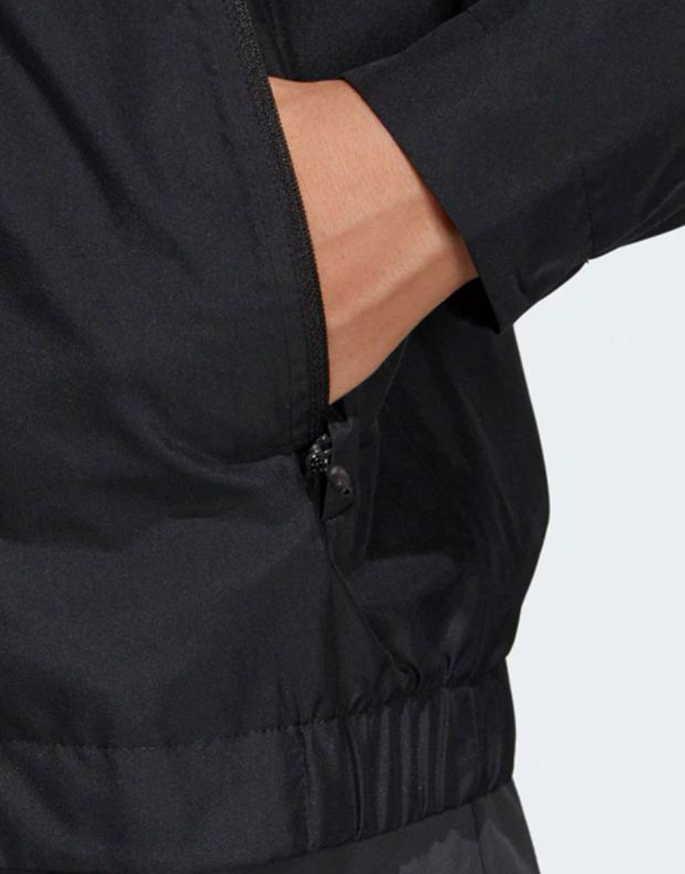 ADIDAS Terrex Ax Rain Jacket Black - DT4180 - 6